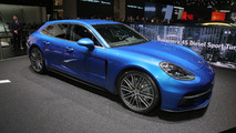 Porsche Panamera Sport Turismo is a handsome high-performance hauler