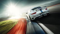 Techart tunes the Porsche 911 Turbo S to 620 HP