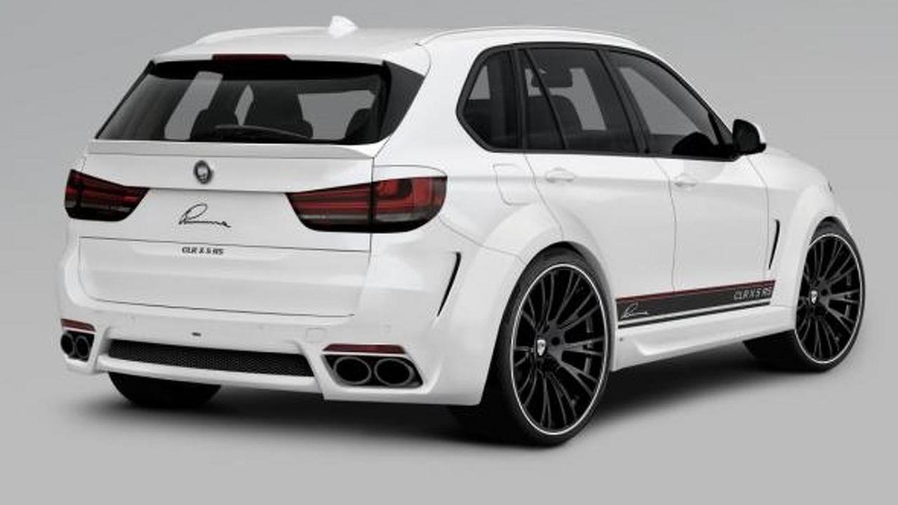 Lumma Design CLR X5 RS - based on the BMW X5 25.7.2013