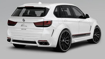 Lumma Design previews their tuning program for the 2014 BMW X5