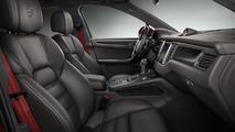 Macan Turbo Impulse Red Metallic by Porsche Exclusive