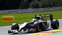 Van der Garde set for second Sauber seat in 2015