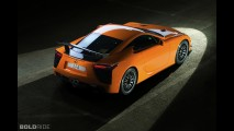 Lexus LFA Nurburgring Package