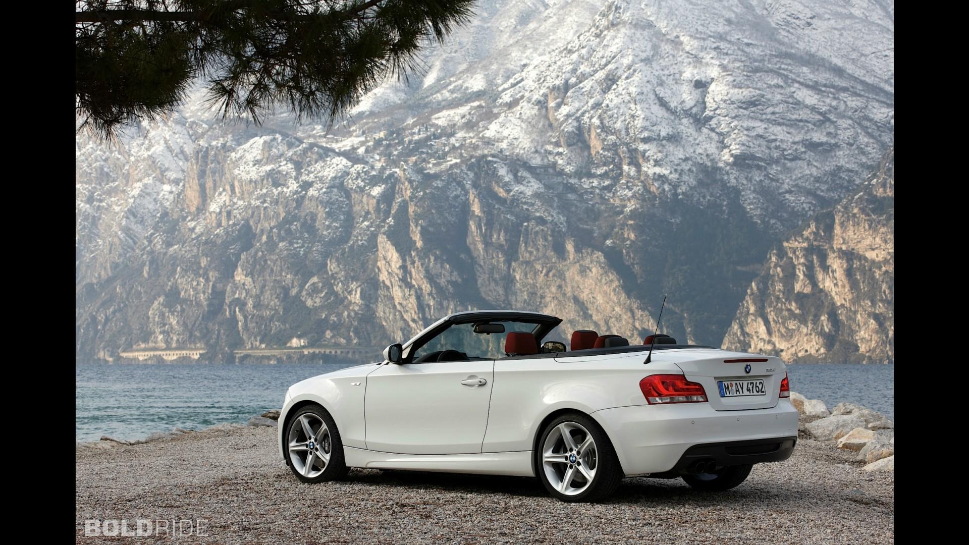 BMW 135i Convertible