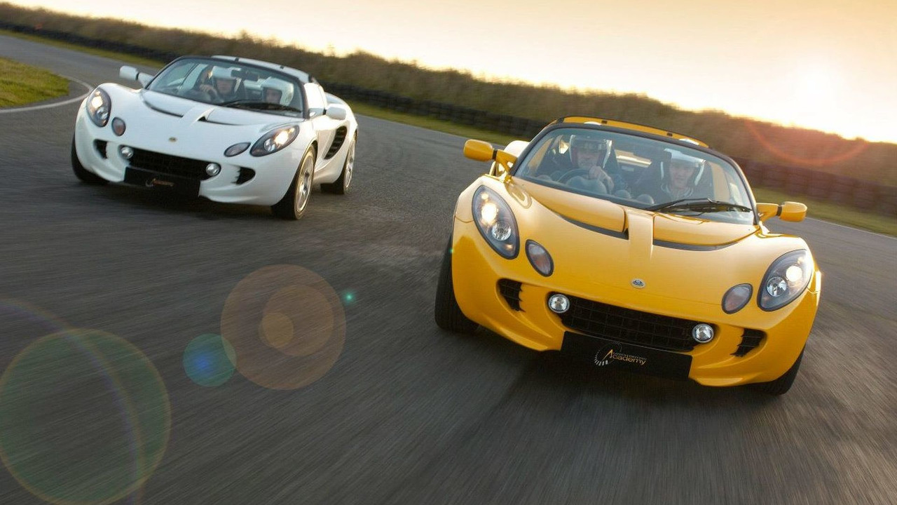 Lotus Elise Driving Academy