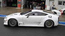 Lexus LFA production based race car for 24 Hours Nurburgring 16.03.2010