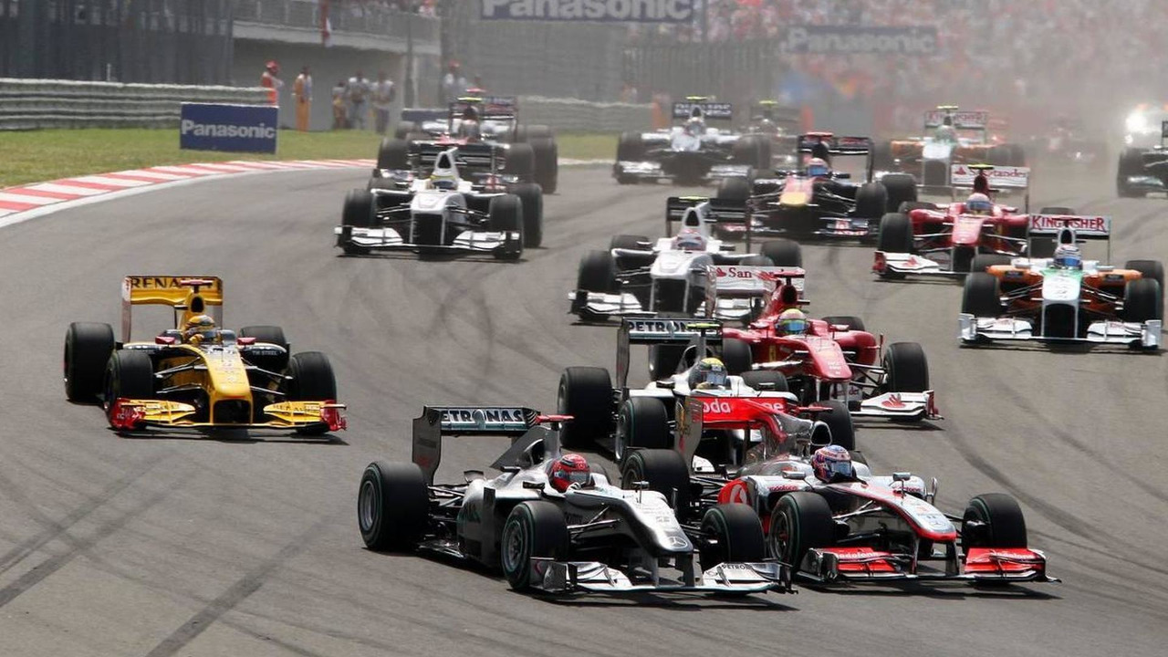 Michael Schumacher (GER), Mercedes GP Petronas, Jenson Button (GBR), McLaren Mercedes - Formula 1 World Championship, Rd 7, Turkish Grand Prix