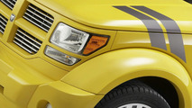 2010 Dodge Nitro Gets Ridiculous New Trim Names - Heat, Detonator and Shock