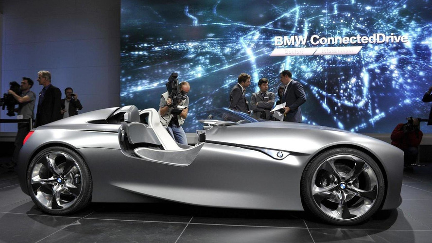 BMW Vision Connected Drive Concept revealed in Geneva