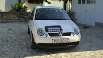 Twin engined VW Polo VR6