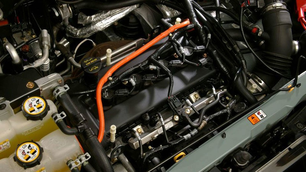 Ford Escape Hybrid SUV Engine