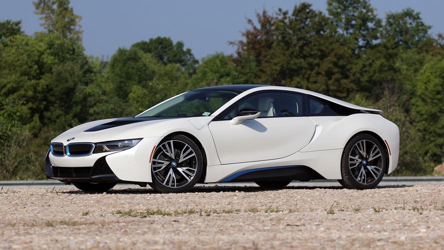 Essai BMW i8 (2016)