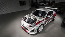 Toyota 86 fitted with Nissan GT-R engine is a world first