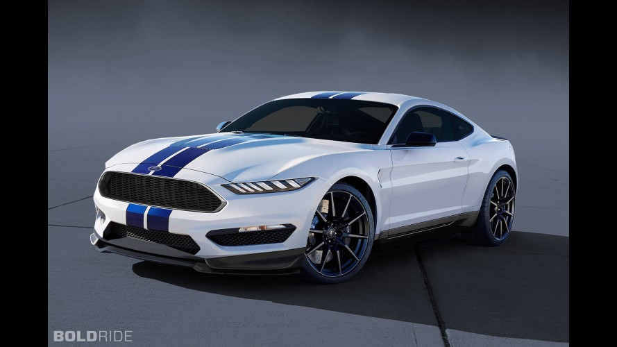 Ford Mustang Shelby GT350 Concept