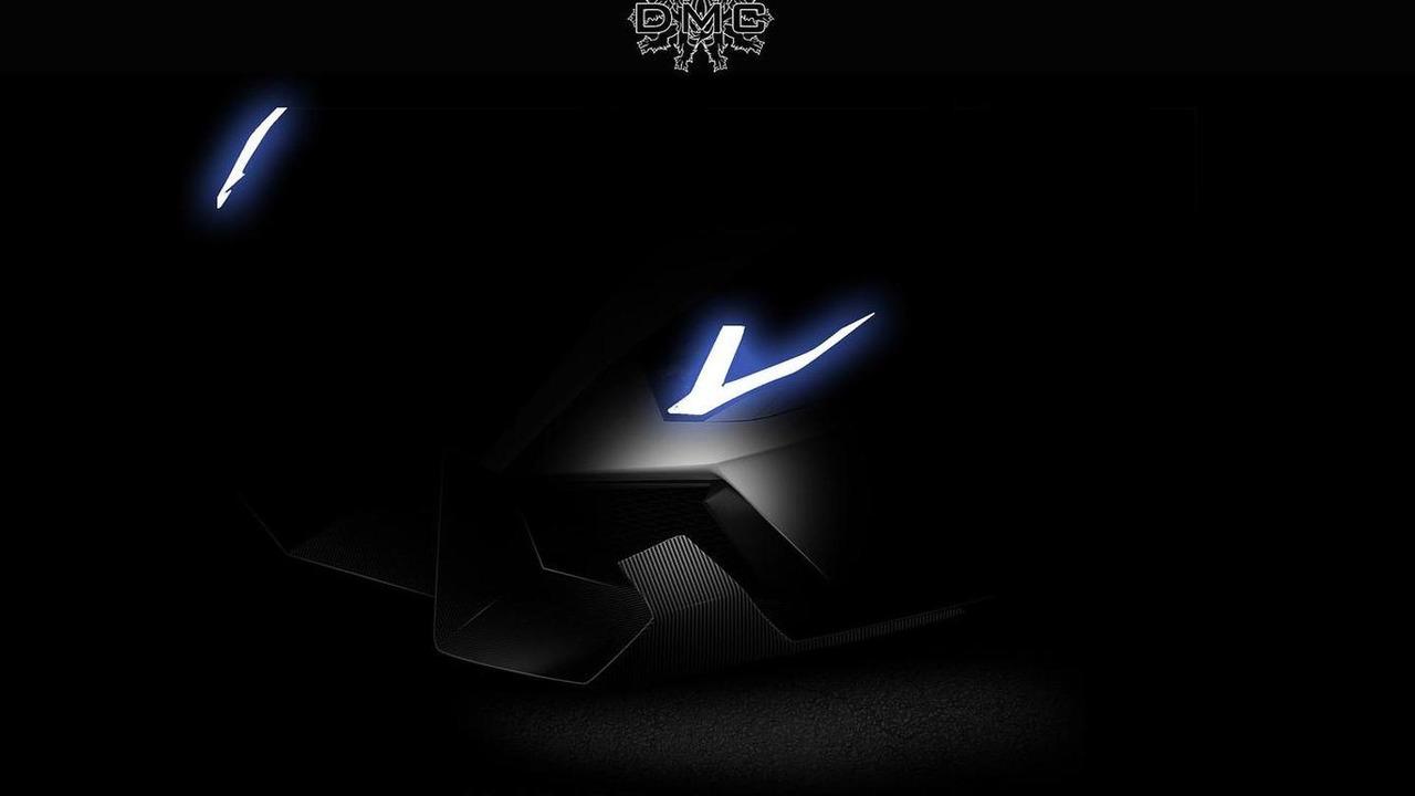 DMC Lamborghini Aventador J-inspired model 07.11.2012