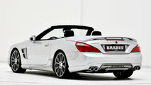 Mercedes SL-Class by Brabus 12.9.2012