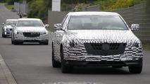 2014 Cadillac CTS spy photos 18.7.2012