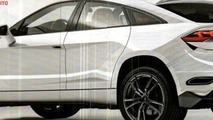 Lamborghini crossover concept images leaked?