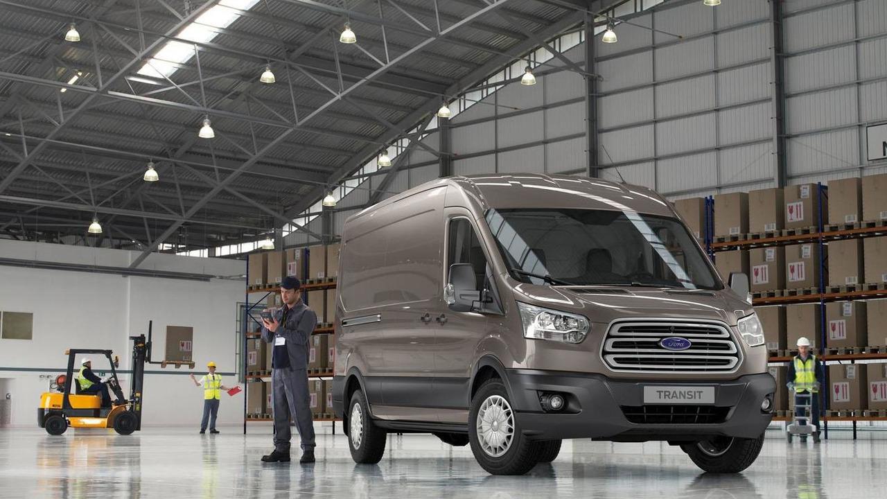 2013 Ford Transit 06.9.2012