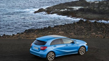 2013 Mercedes A-class leaked image