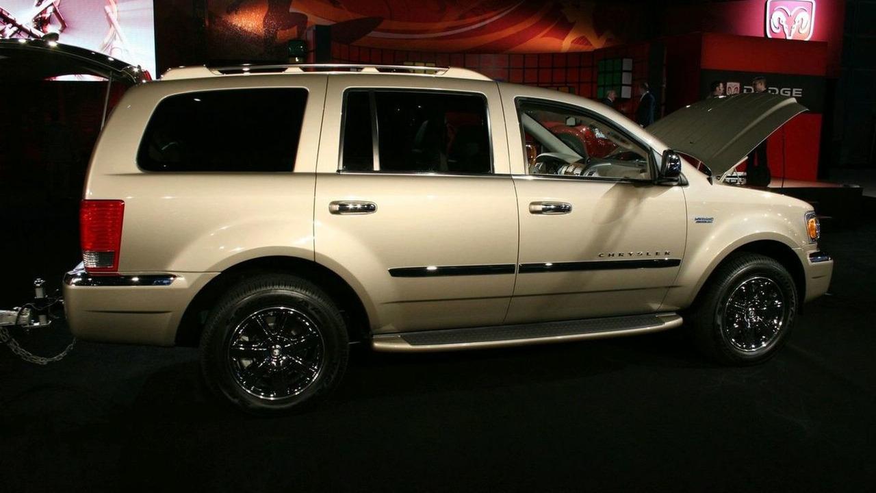 Dodge Durango Hybrid