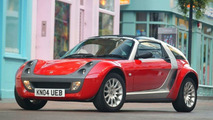 Smart Roadster and Coupe Back in Production