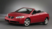 2006 Pontiac G6 Convertible