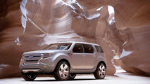 Ford Explorer America Concept to Debut at Detroit
