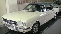 First Ever Mustang Convertible for Sale