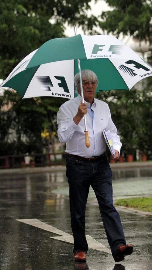 Ecclestone not worried Delhi to also bungle Indian GP