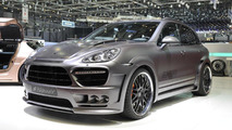 Hamann Guardian based on Porsche Cayenne live in Geneva - 02.03.2011