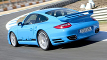 Porsche to Share Panamera and 911 Platforms with VW Group