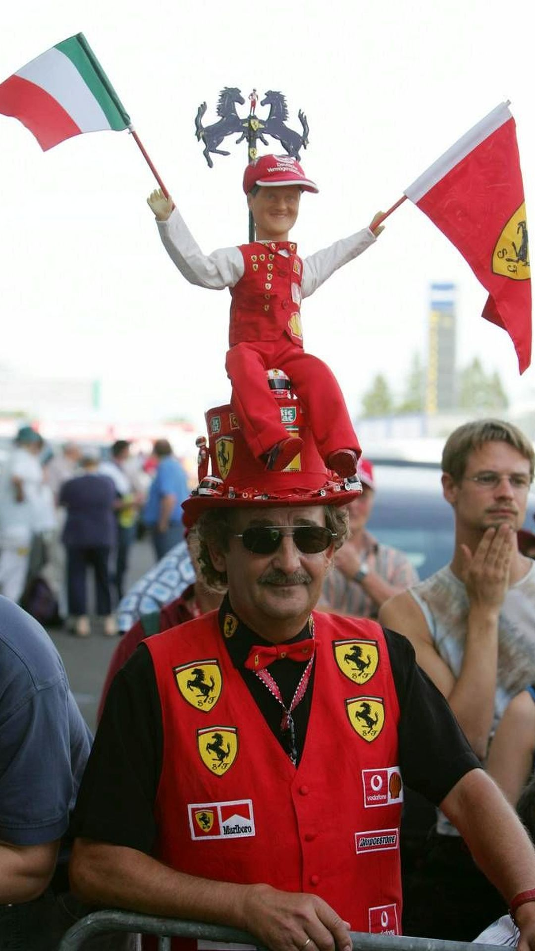 'Schu factor' drives higher Aus GP ticket sales