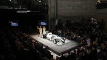 Mercedes GP reveals livery for 2010 car