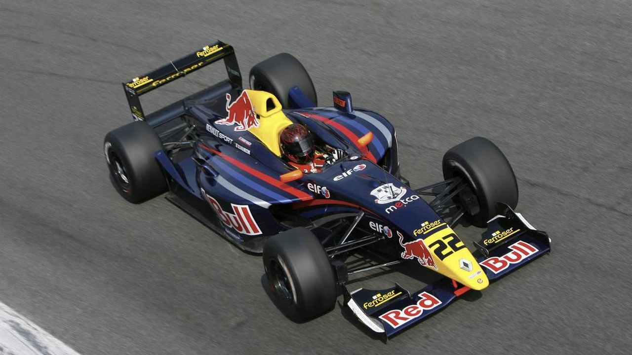 Team Epsilon Euskadi,Renault World Series