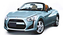 Daihatsu Copen production version leaked ahead of June reveal