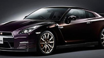Nissan GT-R Midnight Opal Edition announced