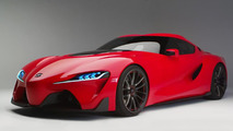 Toyota confirms hybrid turbo engine; could be used in Supra