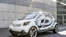 Smart ForJoy concept leaked photo 04.9.2013