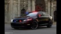 Ford Stealth Police Interceptor Concept