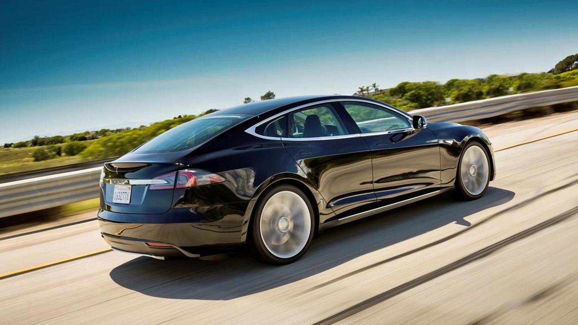 Tesla Model X coming in 2013