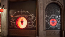 Heart of Ferrari display opens in London