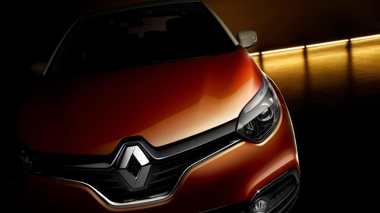 Renault Captur production version teaser