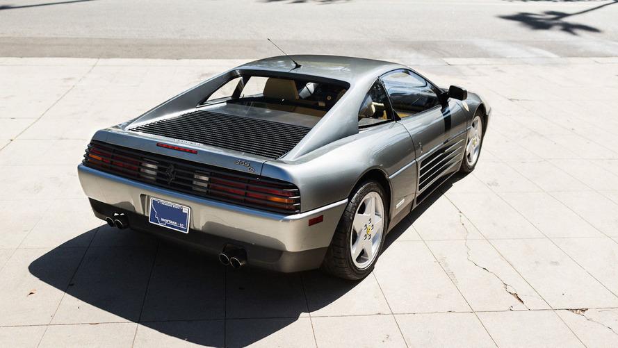 1990 Ferrari 348 tb eBay