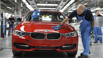 BMW will produce more cars outside of Germany