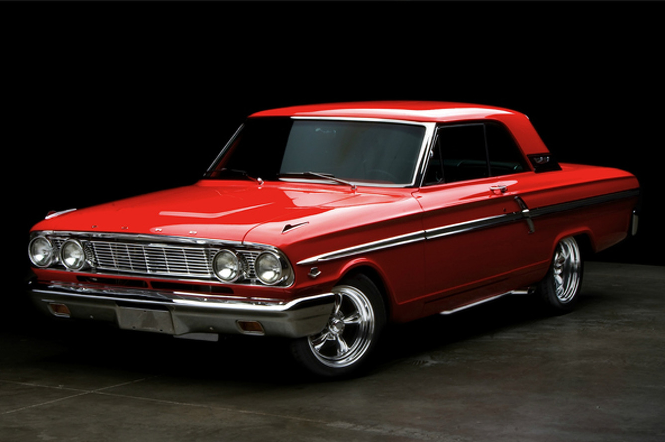 Bold School: 1964 Ford Fairlane