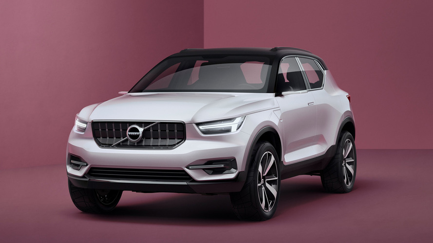 2018 Volvo XC40 to be breakthrough vehicle for brand