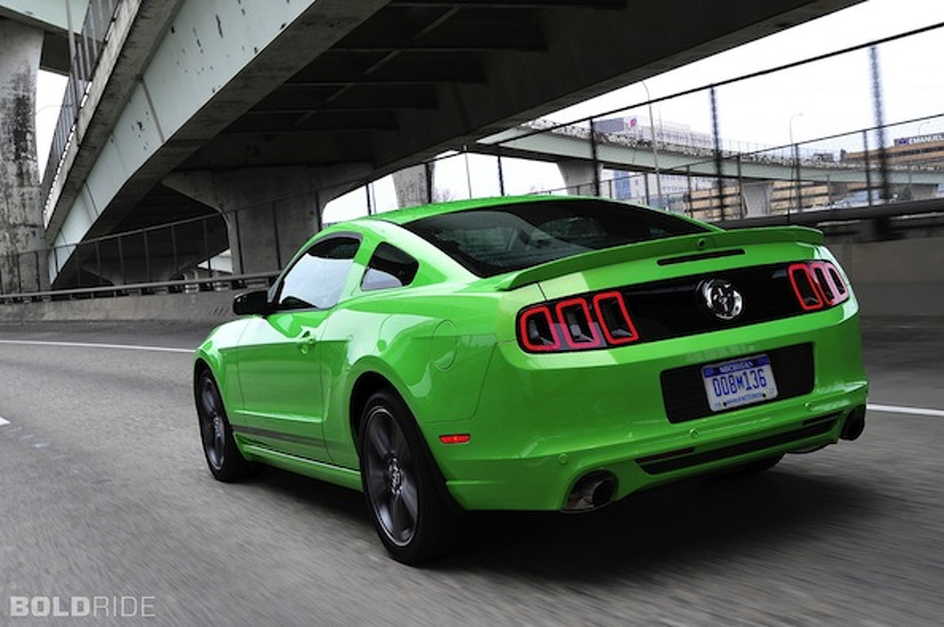 Ford Confirms 300HP 4-Cylinder Mustang for 2015