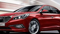 Hyundai Sonata receives upgrades in South Korea