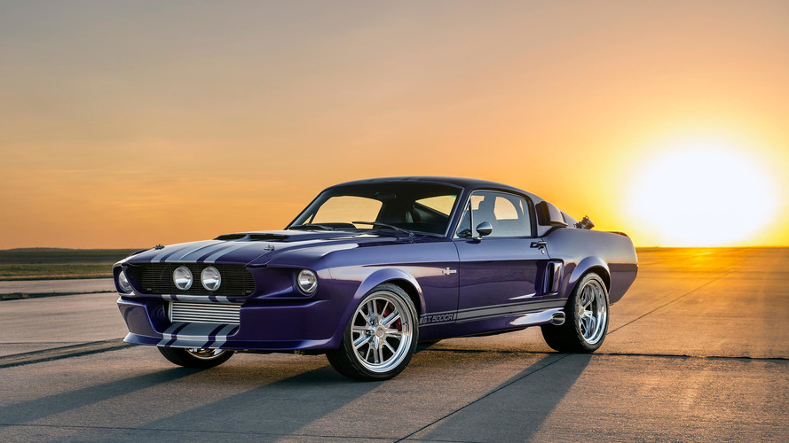 Get $20,000 off this Shelby Mustang restomod for Cyber Monday